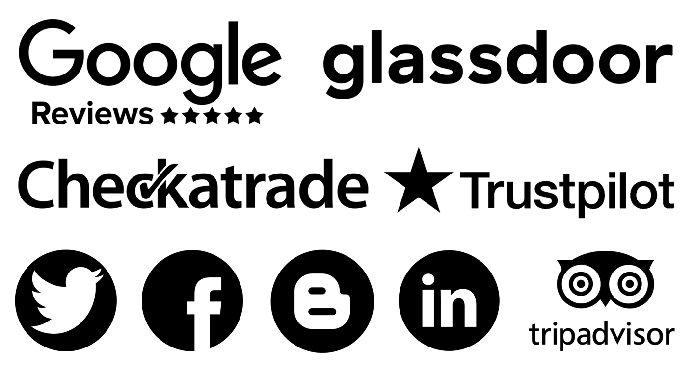 various platforms for online reviews